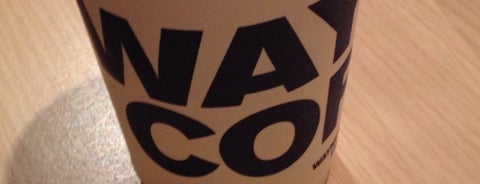 Wayne's Coffee is one of Locais curtidos por Ahmad.