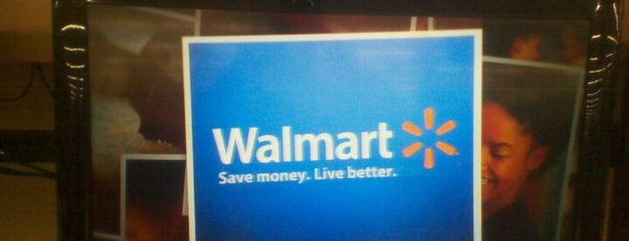 Walmart Supercenter is one of Shopping in St Pete and Clearwater.