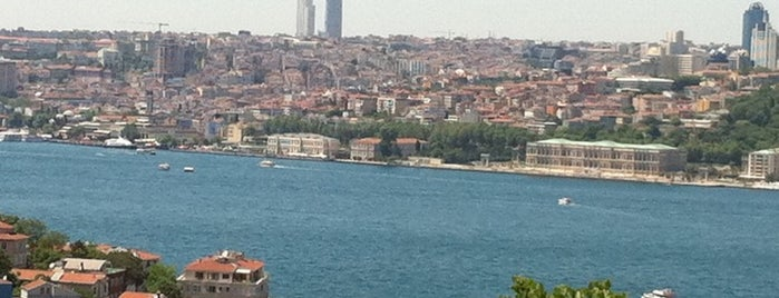 Yeditepe Cafe is one of Istanbul Tourist Attractions by GB.