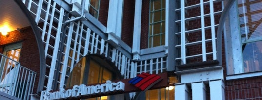 Bank of America is one of Locais curtidos por Andrii.