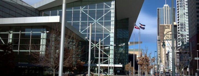 Colorado Convention Center is one of Attractions Near Embassy Suites Denver Hotel.