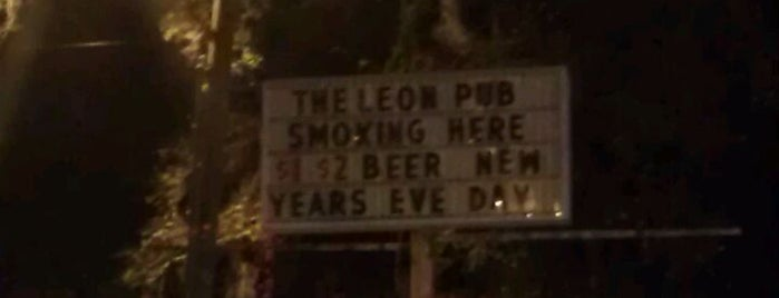 Leon Pub is one of Tallahassee, FL #visitUS #tallahassee.