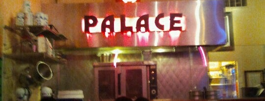 The Palace Grill is one of I <3 Santa Barbara.