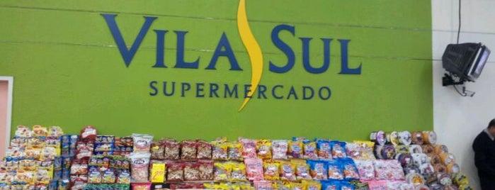 Vila Sul Supermercado is one of Locais 1.