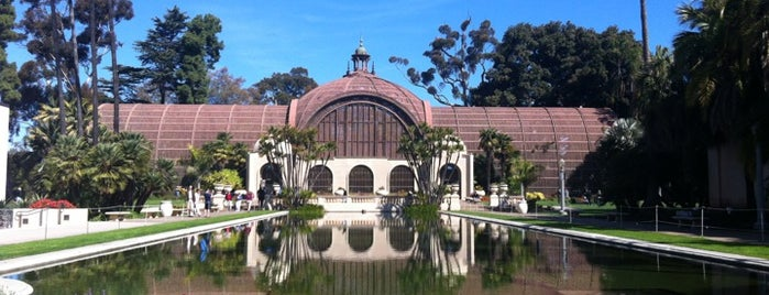Balboa Park is one of San Diego's best Spots = Peter's Fav's.