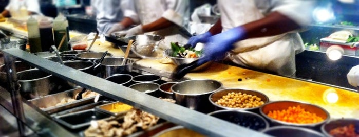 eatZi's Market & Bakery is one of Restaurants that spoil....