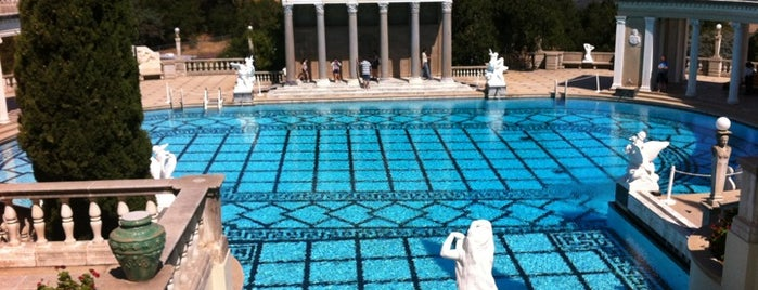 Hearst Castle is one of USA Trip 2013 - The West.