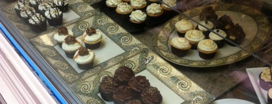 Charm City Cupcakes is one of Tempat yang Disimpan Miko.