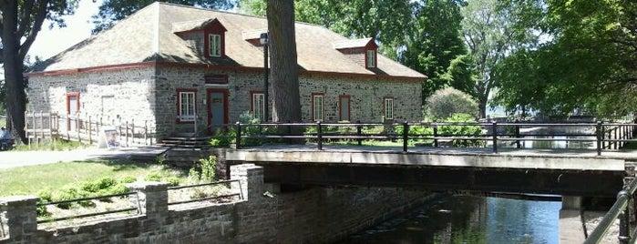 Lieu historique national du Commerce-de-la-Fourrure-à-Lachine is one of Musées Montréalais.