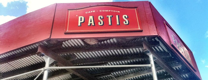 Pastis is one of The Best French Spots in New York.