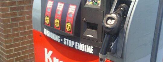 Kroger Fuel Center is one of Julie : понравившиеся места.
