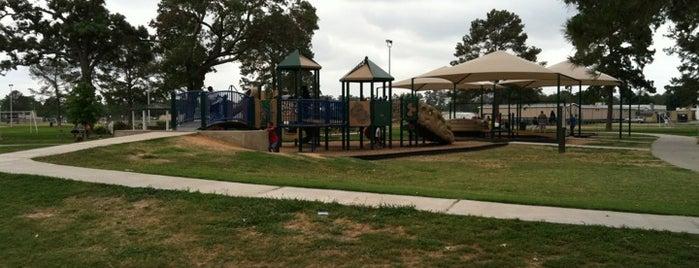 Matzke Park is one of Houston.