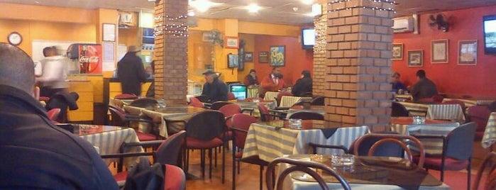 Café Haití is one of Locais curtidos por Jorge.