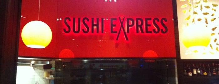 Chinese Express is one of İstanbul'da Uzakdoğu Mutfakları.