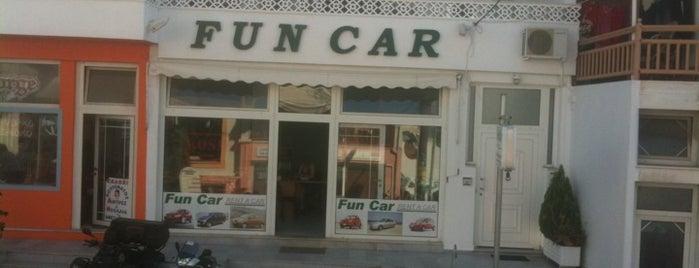 Fun Car is one of Greece.