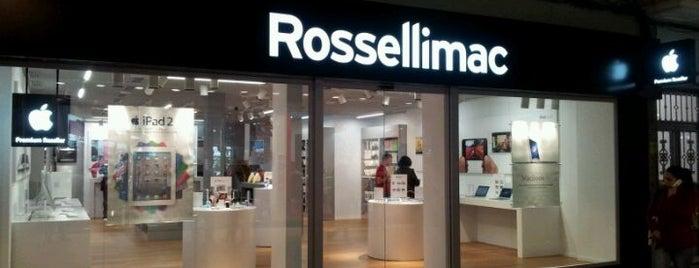 Rossellimac Apple Premium Resseller is one of スペイン.