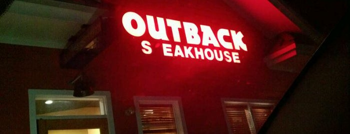 Outback Steakhouse is one of Favorite Restaurant In NYC.