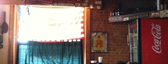 The Corner Bar is one of Natchez.