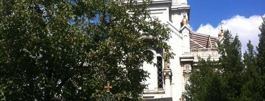 Sveti Stefan Bulgar Ortodoks Kilisesi is one of istanbul gezi listesi.