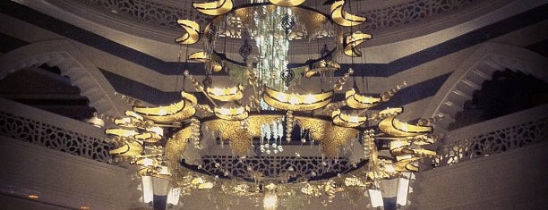 Jumeirah Zabeel Saray is one of Jumeirah Hotels & Resorts Worldwide.
