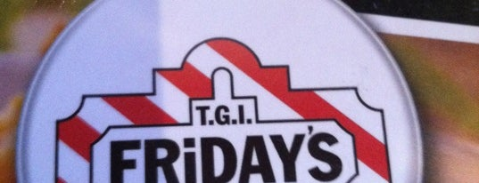TGI Fridays is one of Latonia's Liked Places.