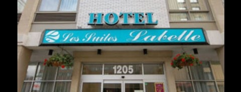 Hotel Les Suites Labelle is one of Enricoさんのお気に入りスポット.