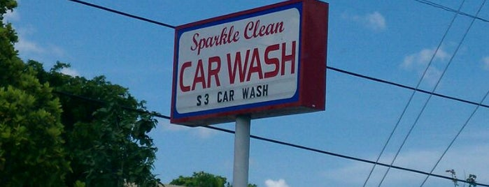 Sparkle Clean Car Wash is one of Orte, die V gefallen.