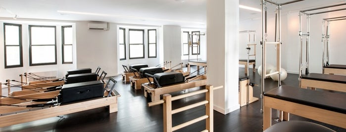 Erika Bloom Pilates Plus is one of Oh the places you'll go....