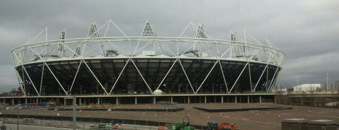 London Stadium is one of Stuff I want to see and redo in London.