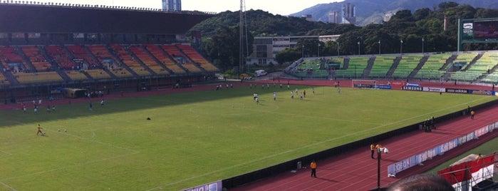 Estadio Olímpico Universitario is one of Estadios Primera División de Venezuela.