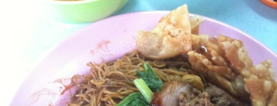 Restoran Kim Kee is one of Tempat yang Disukai Alyssa.