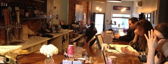 Vineapple Cafe is one of by necessity, not necessarily by choice (1 of 2).