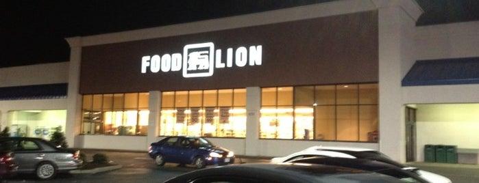 Food Lion is one of Orte, die Dawn gefallen.