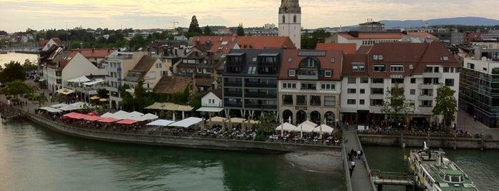 Friedrichshafen is one of Tempat yang Disukai Udo.