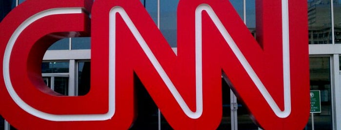 CNN Center is one of Favorite affordable date spots.