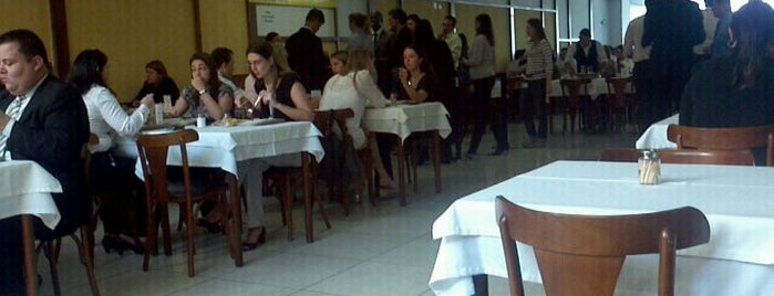Gaia Grill is one of Restaurantes Vila Olimpia.