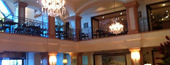 JW Marriott Hotel Rio de Janeiro is one of Locais curtidos por Carolina.