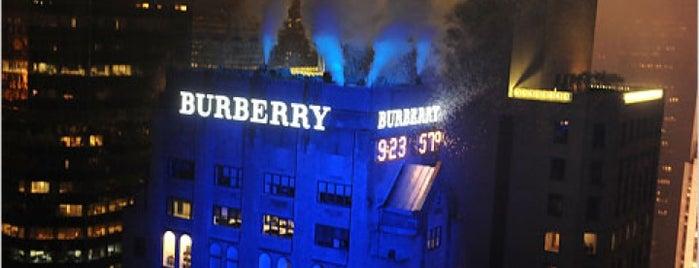 Burberry is one of Orte, die Swen gefallen.
