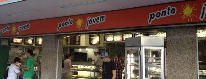 Ponto Jovem is one of Locais curtidos por Hygor.