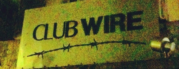 CLUB WIRE is one of ライヴハウス.