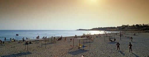 Varkiza Beach is one of Beaches in Athens.