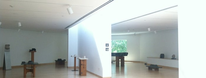 The Noguchi Museum is one of NYC Arts.