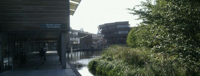 Jubilee Campus is one of Favorite places in the UK.