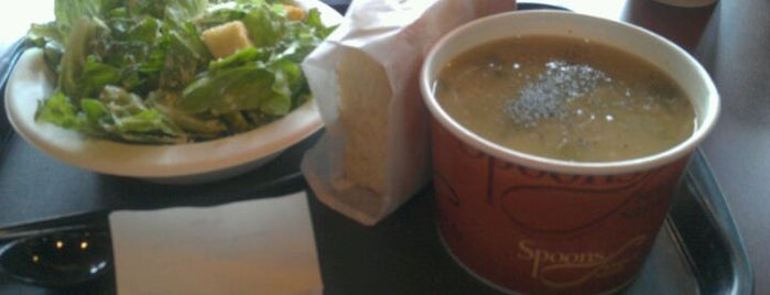 Spoons Soups & Salads is one of Top Picks for Restaurants/Food/Drink Spots.