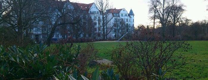 Park Gohlis-Mitte is one of Leipzig.