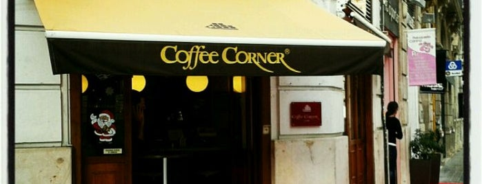 Coffee Corner is one of Nilo'nun Beğendiği Mekanlar.