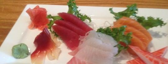 Blue New Ashiya is one of Jersey City Sushi Crawl.