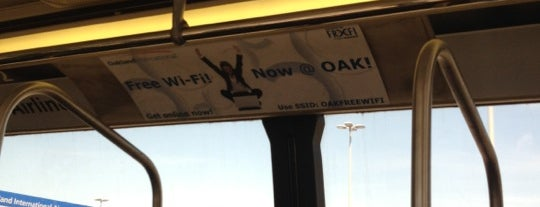 Oakland International Airport (OAK) is one of Top Airports in the United States.