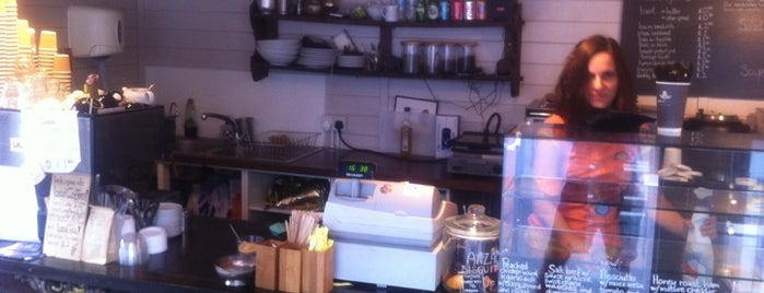 Taylor St Baristas is one of Top picks for Coffee Shops.