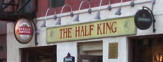 The Half King is one of Wanderlust in West Chelsea.